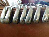 Golf Clubs Cobra XL graphite irons