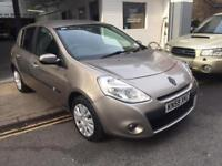 Renault Clio Expression Tomtom Sat Nav Automatic 41,000miles