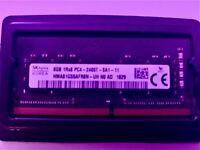 Laptop Memory RAM 8GB PC19200 DDR4 2400MHz 260 Pin Memory
