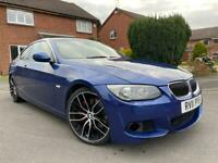 2011 (11) BMW 335D Coupe 3.0 Twin Turbo Diesel - Mapped 350bhp