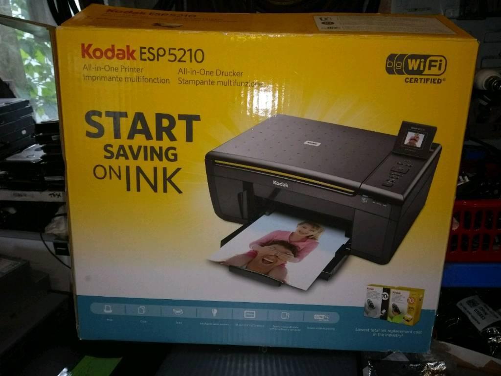 Kodak ESP 5210 All in One Printer with WiFi | in Highworth, Wiltshire |  Gumtree