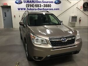 2014 Subaru Forester 2.5i Limited Package w/Eyesight Option