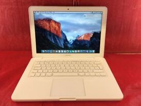 """MACBOOK PRO 13"""" 4GB RAM=320GB HDD=CORE 2 DUO=2009=COLLECTION FROM SHOP=FIXED PRICE=L576"""