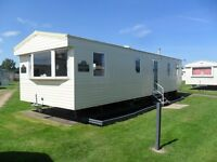deluxe 8 birth caravan for rent haven golden sands mablethorpe