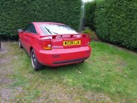 TOYOTA CELICA SPARES OR REPAIRS