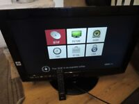 LG 32 lcd tv and remote