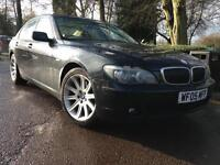 ABSOLUTE BARGAIN BMW 750i SPORT NEW SHAPE FULLY LOADED 2 OWNERS S/HISTORY