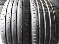 Part worn tyres/ 225/45/17 / variety of sizes available