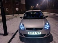 Ford Fiesta - clutch done - low miles - insurance group 8