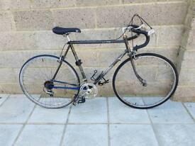 Falcon 531 reynolds road racer bike