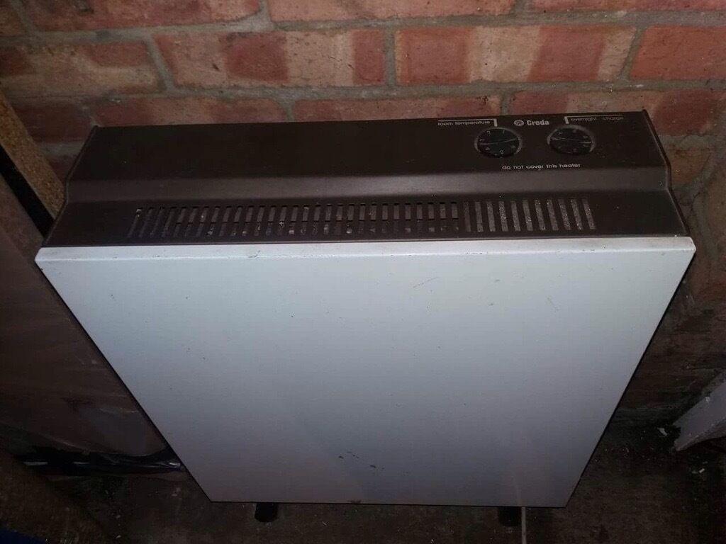 1 X Creda Night Storage Heater In Northolt London Gumtree