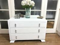 Lovely Vintage Chest of Drawers Free Delivery Ldn shabby chic