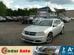 2011 Dodge Avenger SXT V6 - Moonroof