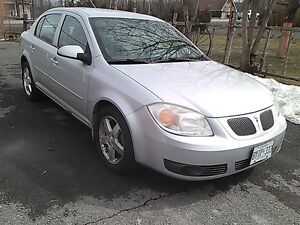 2006 Pontiac Pursuit G5 looking to trade or sell as-is