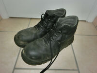 Used Men's safety boots in size 47