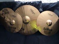Sabian Pro Sonix Cymbal pack