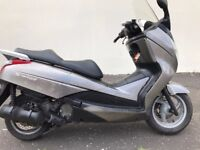 2008 HONDA FES 125 S/WING MOTD -GREAT ENGINE WAS USED EVERY DAY ONLY £699 STARTS AND RUNS