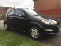 Smart Forfour Black Edition - 2005 only 56000 miles