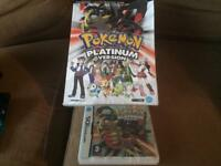 Pokemon DS game: Platinum Version