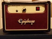 Epiphone Valve Junior 5w guitar amp head
