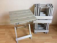 Camping stools (folding)