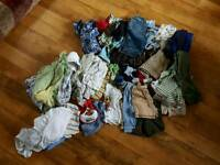 Huge Boys bundle of clothes 3-12 months