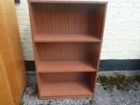 Large wooden Book shelf delivery Available