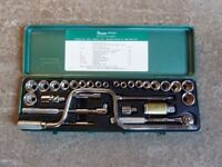 29 piece Kamasa Socket Set
