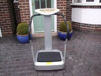 Marcy Vibro Plate - Vibration Plate
