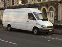 Mercedes sprinter 311 cdi 2004 54 long mot and looks and drives good