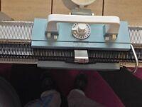 Knittax AM3/Knitking AM3/Knitmaster automatic colour 3 Knitting Machine Wanted