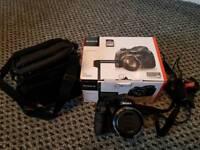 Sony DSC H400 digital camera