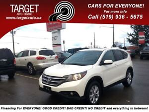 2013 Honda CR-V EX,No Rust Mint Condition,Drives Great and More!