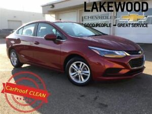 2017 Chevrolet Cruze LT Auto (Keyless Entry, Heated Seats)