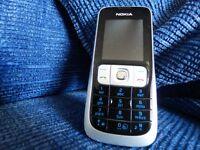 Nokia mobile phone model 2630 including camera