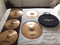 Zildjian Zbt Set + Carry Bag