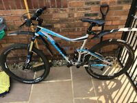 Giant Trance 27.5 1 (2014) Full Suspension MTB - Excellent condition, very low miles ridden