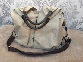 LASSIG ™ Baby Changing bag - as new condition