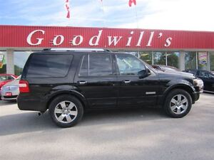 2008 Ford Expedition LIMITED! NAVI! SUNROOF!