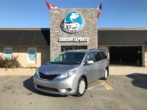 2012 Toyota Sienna WON'T LAST LE AWD! $159.00 BI-WEEKLY+TAX!