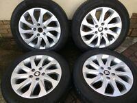"""205/55/16"""" Premium Brand Tyres On 16"""" Seat Leon MK3 Alloys 5x112 Wheels"""