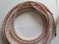 Kimber 8 TC Speaker cable 3.5 m pair
