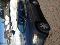 Sell or trade a 2002 Ford escape