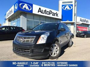 2011 Cadillac SRX 3.0 Luxury/LEATHER/SUNROOF/REARVIEW CAM/ALLOYS