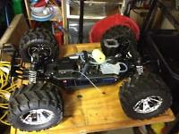 1/8 RC monster truck for WHY