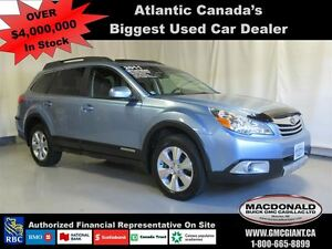 2011 Subaru Outback 3.6 R Limited Package w/Multimedia