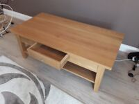 Coffee Table by Oak Furniture Land