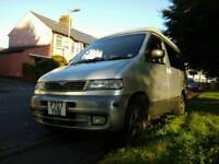 Mazda Bongo 2.5 4WD Auto freetop 4 Berth Campervan - Fully restored body this Summer