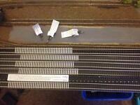 Hornby 00 3ft semi flexi track