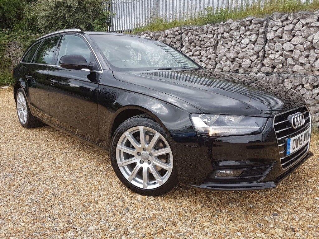 Audi A4 Avant 2.0 TDI SE Technik Avant Multitronic 5dr £0 DEPOSIT FINANCE AVAILABLE